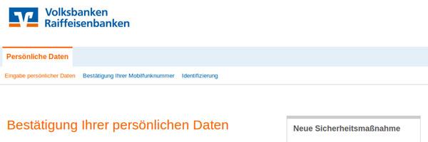 Phishing-Mail Sicherheitsstandards