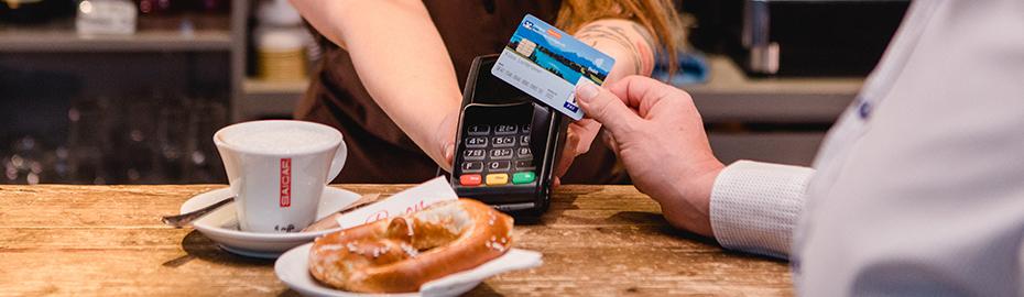 Bankkarte V PAY