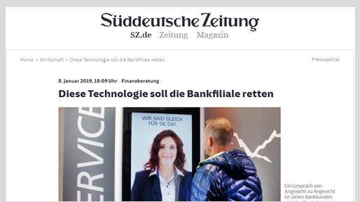 VideoService der VR Bank Kaufbeuren-Ostallgäu